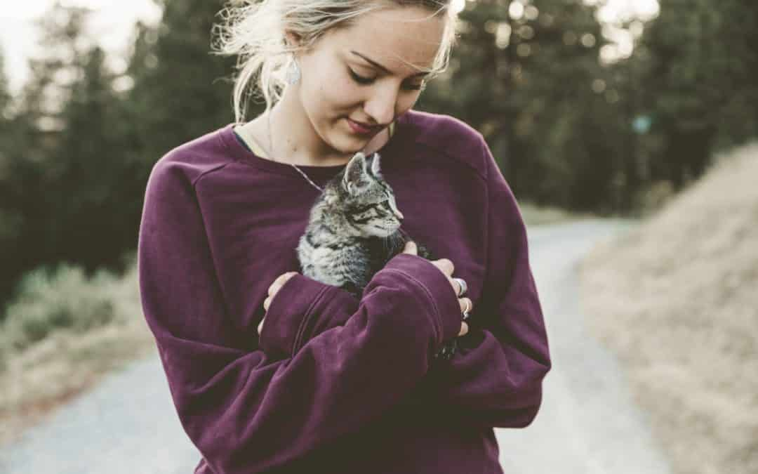 5 best things about being a fur mom